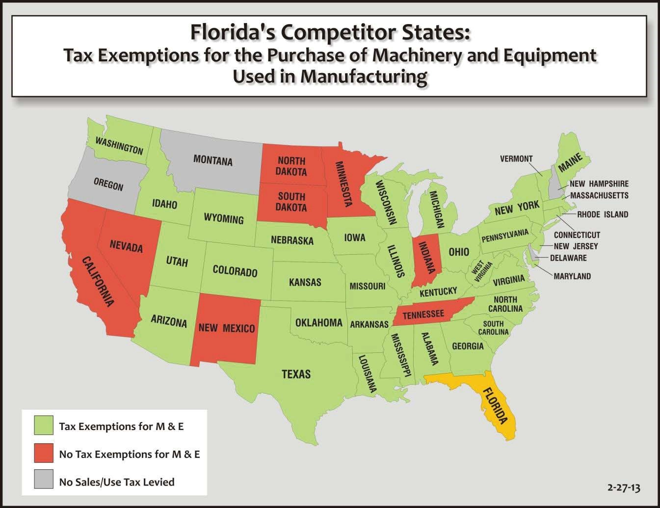 Fl sales use tax machinery equipment exemption signed into law fl sales use tax machinery equipment exemption signed into law finally xflitez Image collections